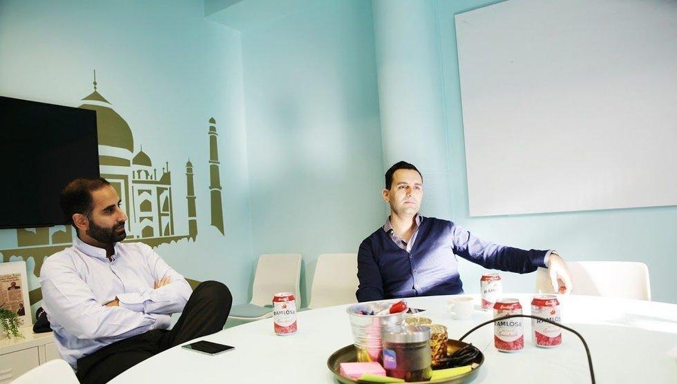 Breakit - Var dagar från konkurs - nu får de 350.000 nya användare per dygn