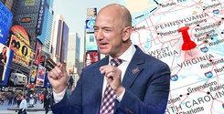 Breakit - Här är städerna som får dela på Amazons nya huvudkontor