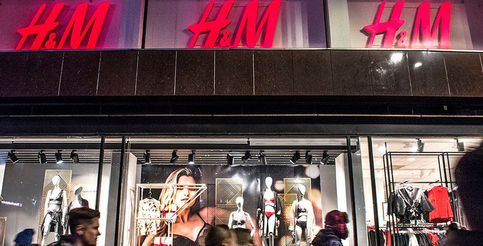 H&M etablerar sig mitt i värmländska skogen