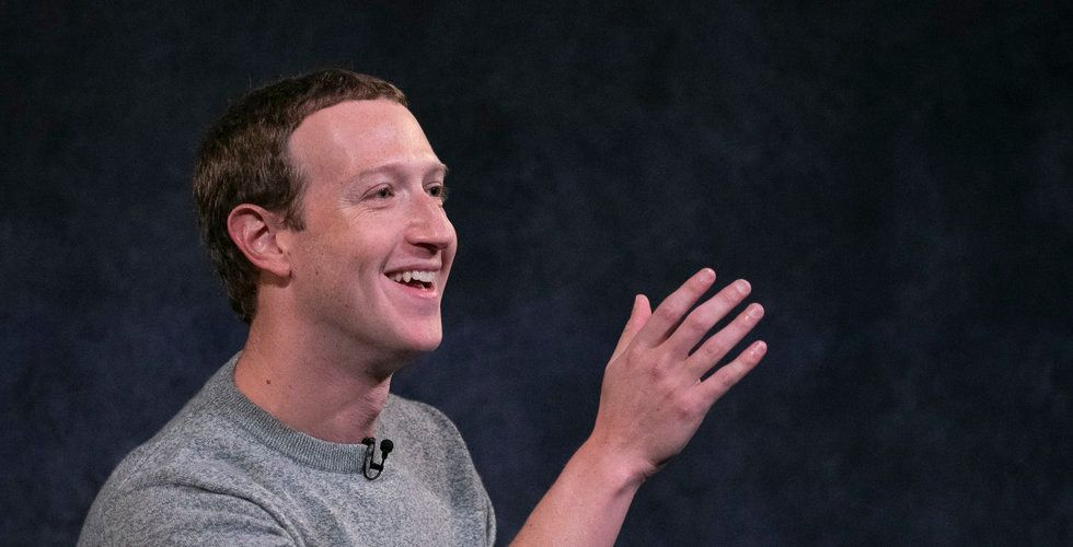 Zuckerberg ser genombrott för AR-glasögon under detta årtionde