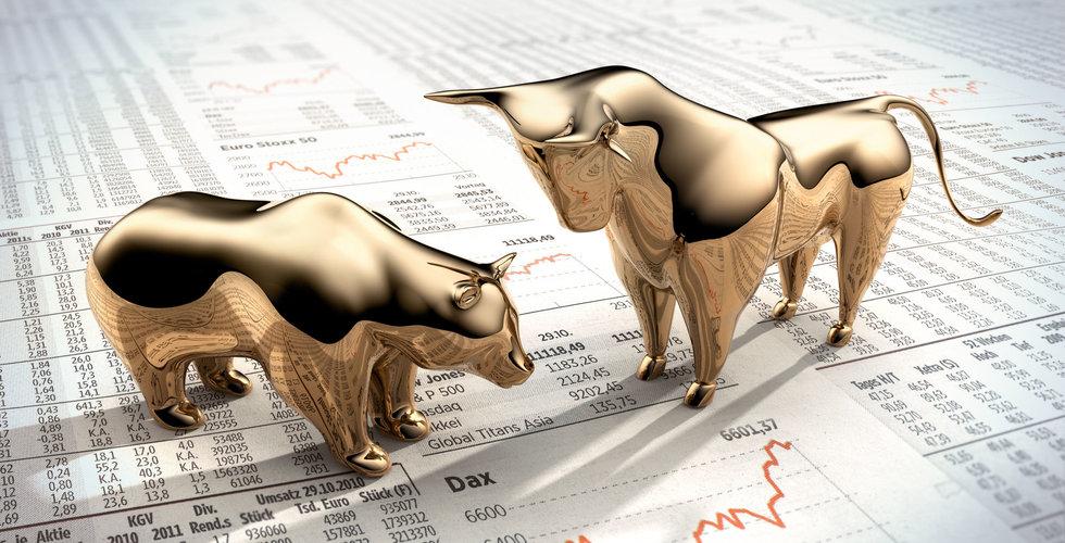 Orolig vår på börsen – så här agerade Avanzas rikaste private banking-kunder