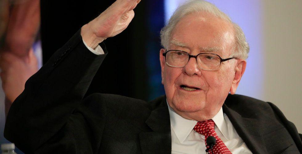 """Breakit - Investeringsgurun Warren Buffett  """"Vansinnigt att riskera vad du har och behöver"""""""