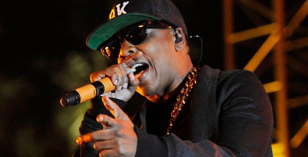 Jay Z drar tillbaka album från Spotify