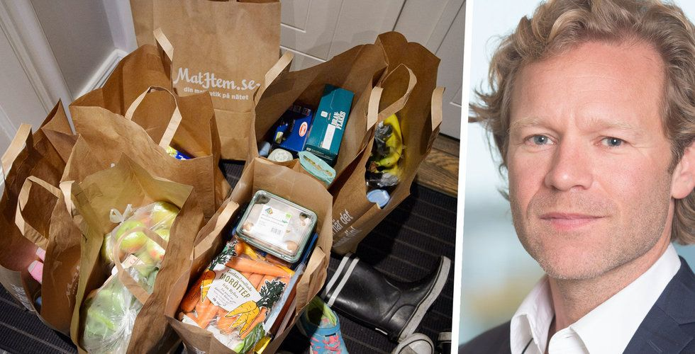 Mathem och Fruktbudet expanderar i Skåne genom utökade lagerytor