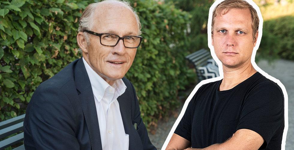 Min relation med Mats Qviberg blir mer spännande – för varje minut