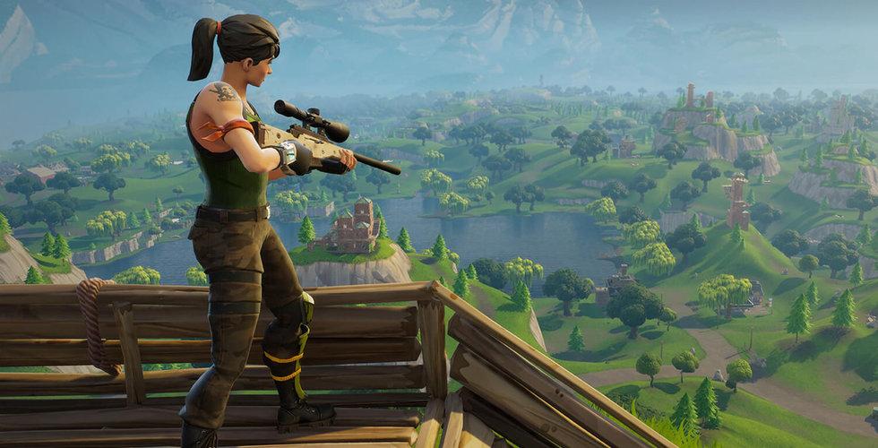 Efter succén med Fortnite – Epic Games gör rekordvinst