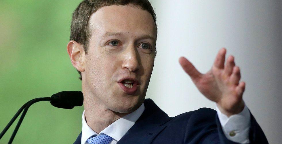 Facebook skapar elitlag av medier – får skräddarsydd gräddfil