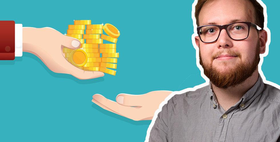 Miljardaffären skapar frågetecken – är det toppen på lånebubblan?