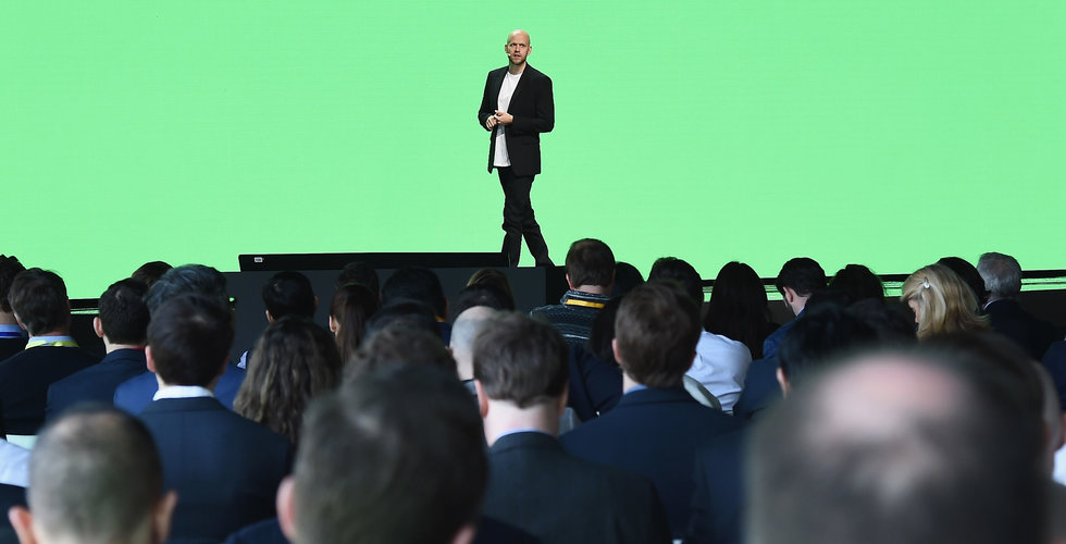 Spotify släpper snart sin första rapport – redan nu stiger aktien