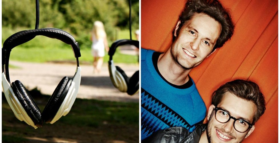 Upplagt för svenskfajt när Soundcloud öppnar sin podcastplattform