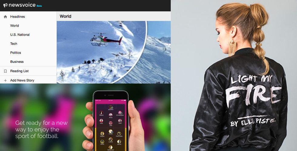 Breakit - Här är 8 bolag som Sting hoppas ska bli nästa techsuccé