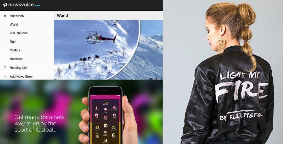 Här är 8 bolag som Sting hoppas ska bli nästa techsuccé