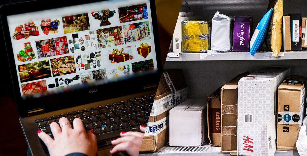 Se upp e-handlare! Nu höjer Postnord priserna inför jul