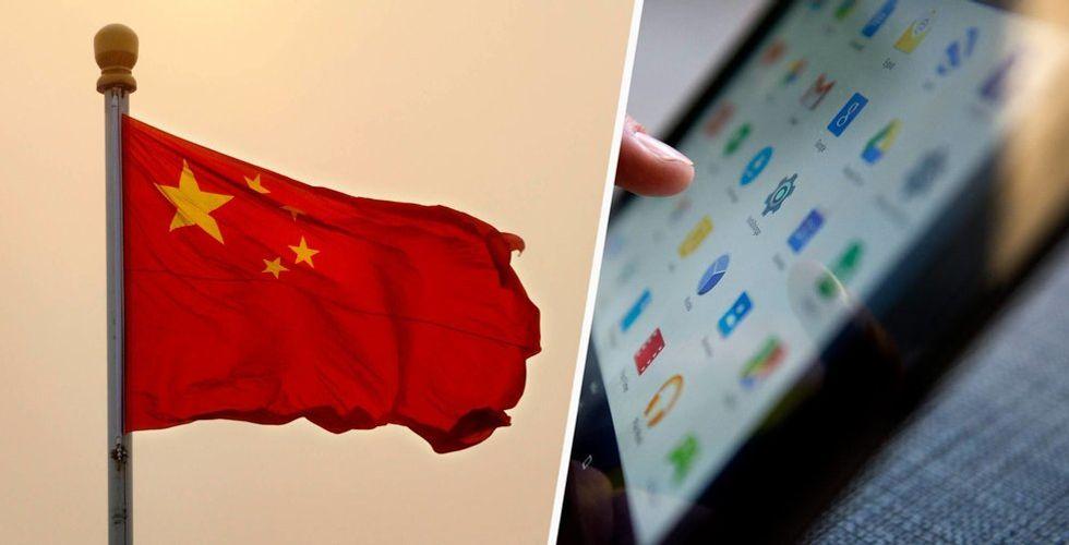 Sätter Kina rekord i läskig massövervakning? Det verkar så