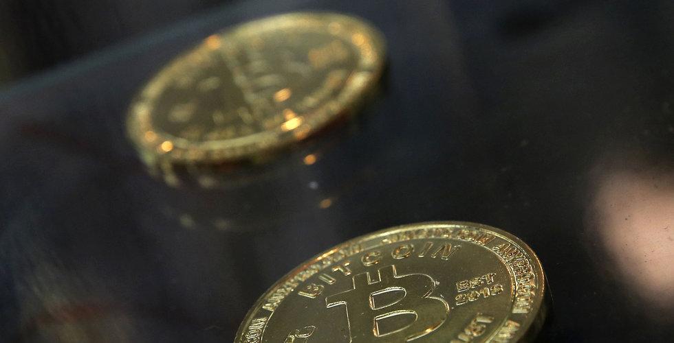 Breakit - Svettigt för bitcoin-investerare – men nu vänder kursen upp igen