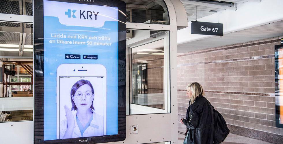 """Sörmland har fått nog av nätläkarnas reklam – """"Det är inte okej"""""""