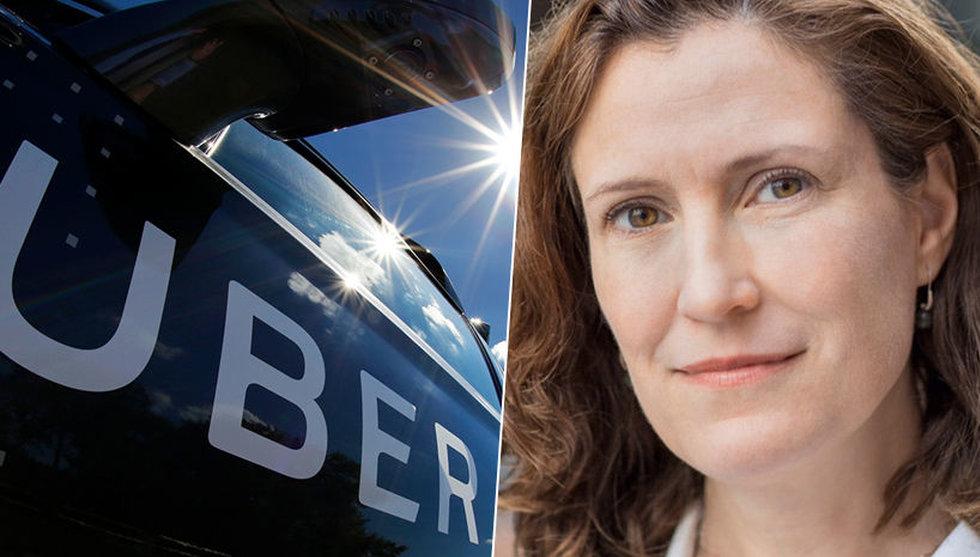 Bekräftat: Taxiutredaren föreslår stopp för Uber Pop och Heetch