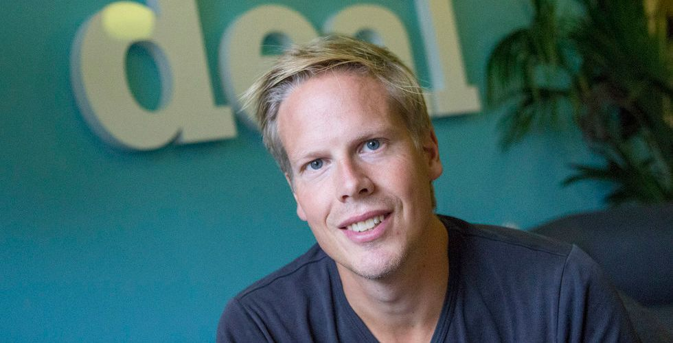 Breakit - Så gick Let's deal-grundaren från pank till dubbel startupsuccé