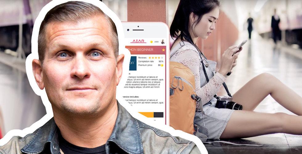 """AIAR går i konkurs – skulle bli """"Sveriges nästa unicorn"""""""