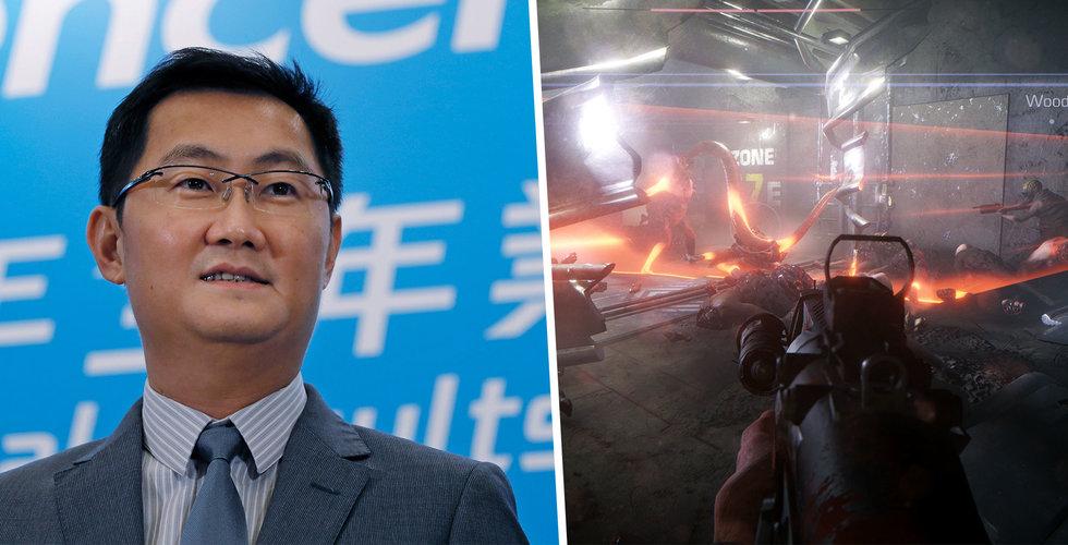 Tencent investerar i spelutvecklaren 10 Chambers