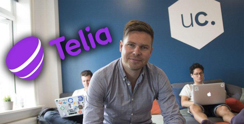 Breakit - Norska Unacast tar in 142 miljoner kronor – Telia investerar