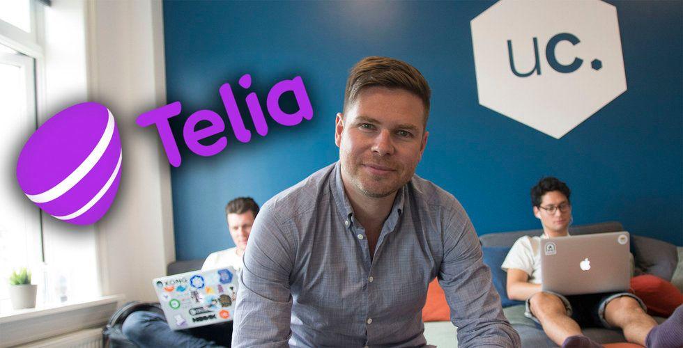 Norska Unacast tar in 142 miljoner kronor – Telia investerar