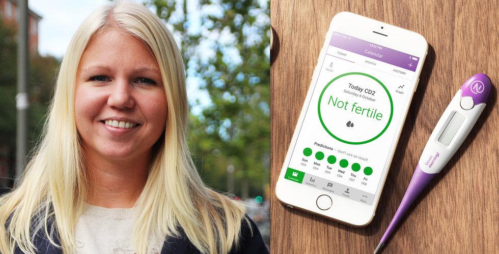 """Elina Berglund: """"Fokusera på passionen och inte allt runt omkring"""""""