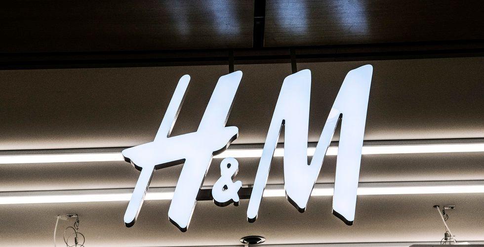 Breakit - Efter Stefan Perssons dementi: H&M aktien faller