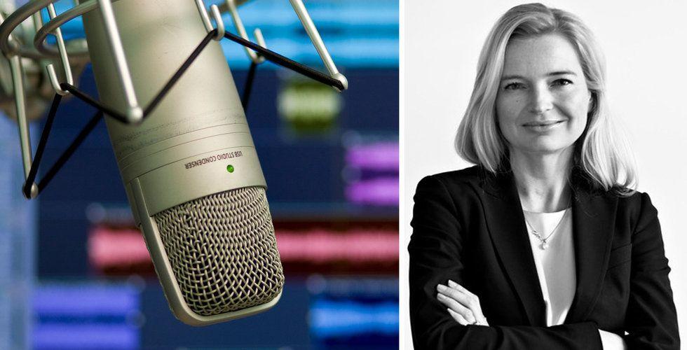 Surfar på rösttrenden – nu investerar Åsa Riisberg  i Voicemachine
