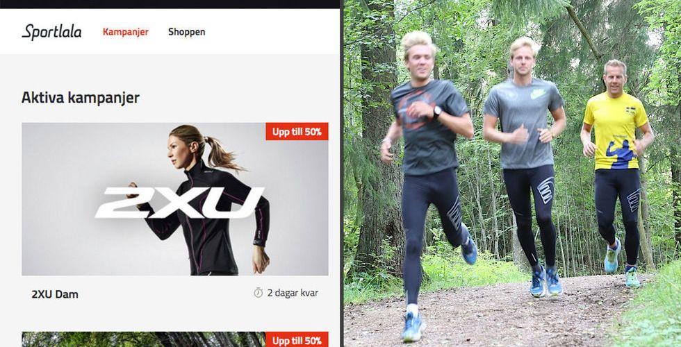 Shoppingklubben Sportlala tar in kapital till billigare träningskläder