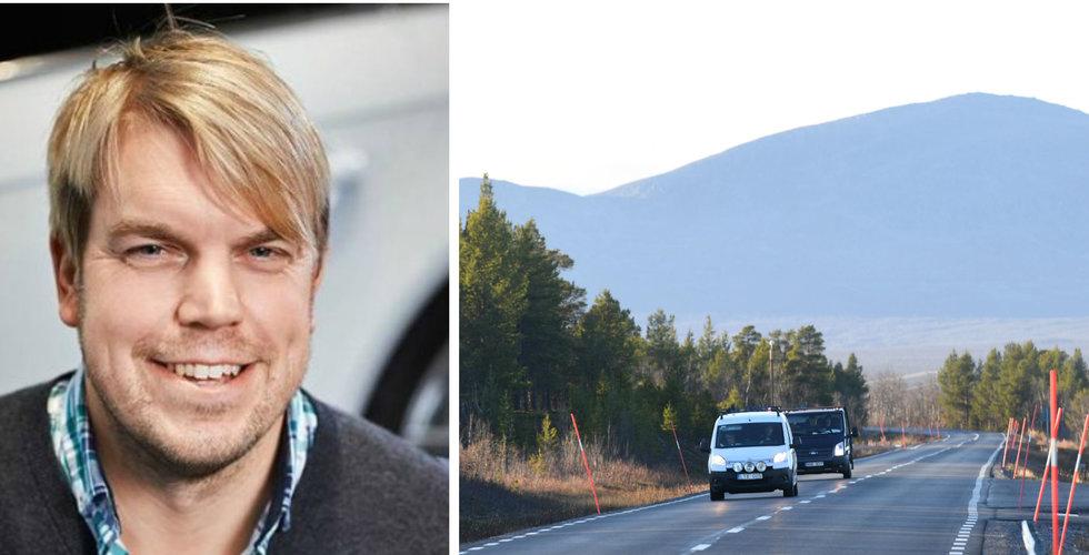 Jens Nylander: Startups måste växa i glesbygden
