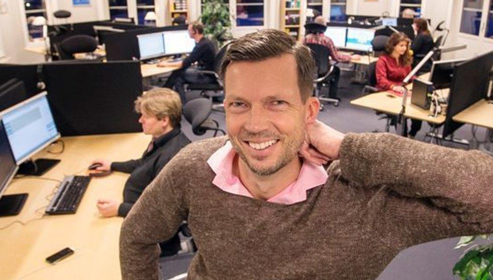 Breakit - Backas upp av Fortnox-grundare – ska göra bokföringen digital