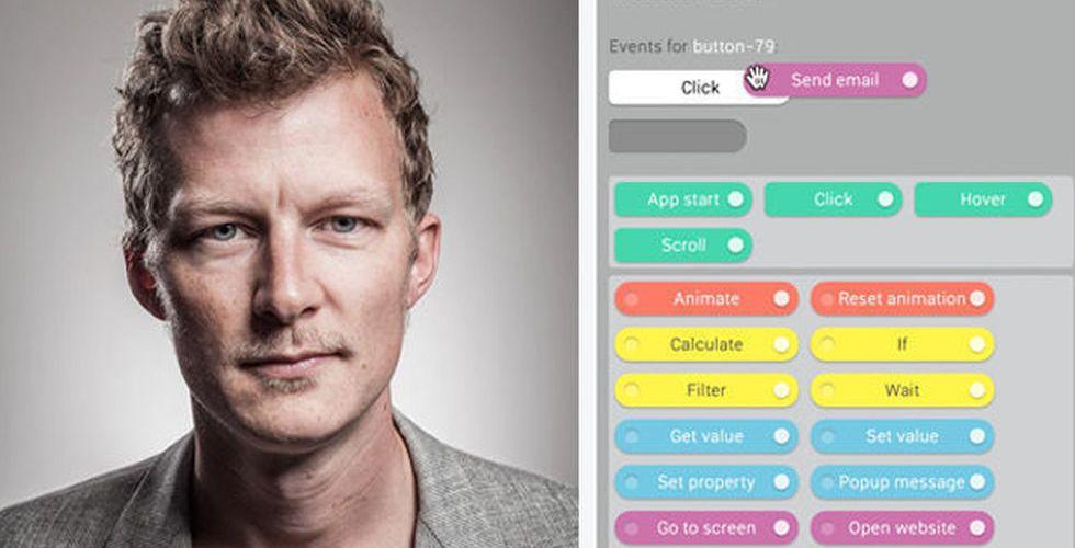 Welds nya interaktiva verktyg gör vem som helst till apputvecklare
