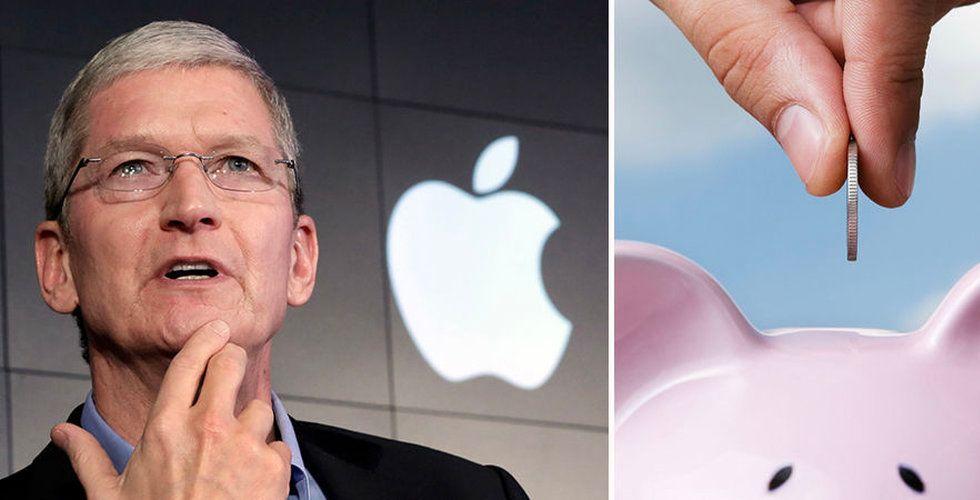 Microsoft går om Apple som världens mest värdefulla företag
