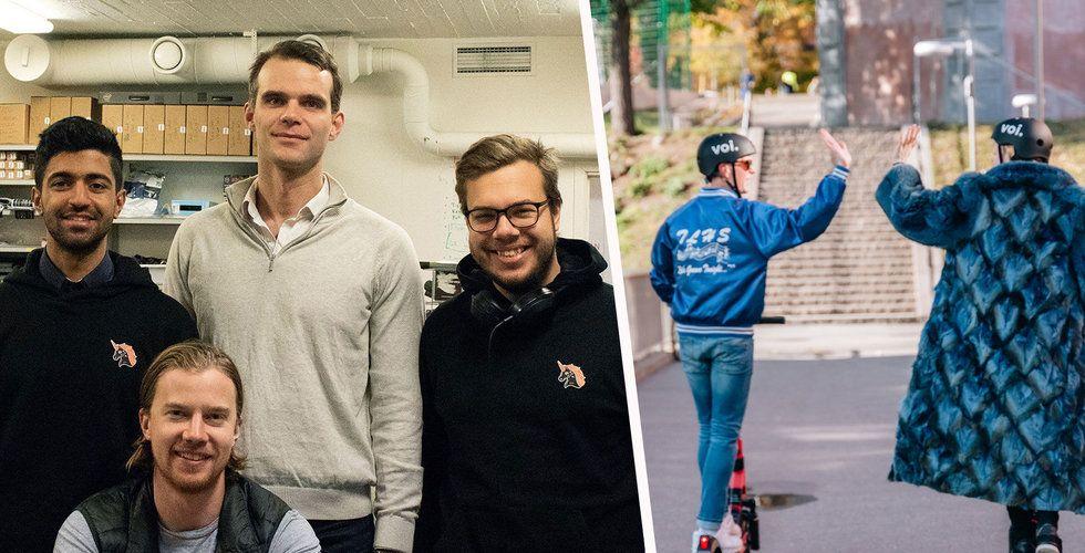 """Voi stänger jätterunda – tar in 820 miljoner kronor: """"Stor efterfrågan"""""""