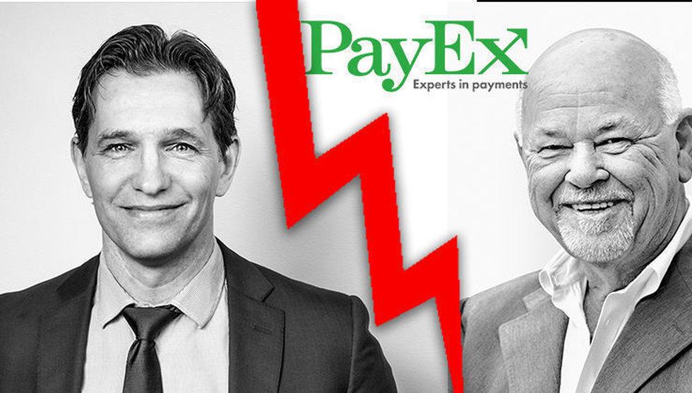 """Breakit - PayEx vd: """"De vi slåss mot är uppbackade av tunga finansiärer"""""""