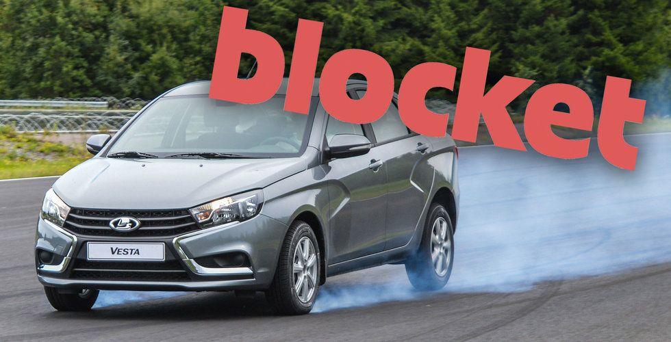 Efter utmanaren Waykes intåg: Blockets bilaffär bromsar in