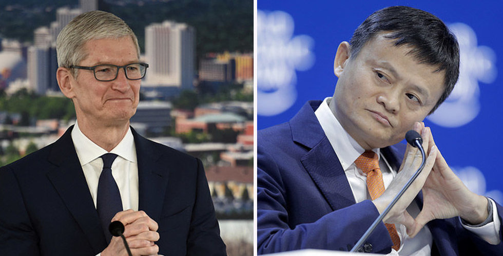 Alibaba-grundaren Jack Ma: Handelskriget mellan USA och Kina kan fortgå i 20 år
