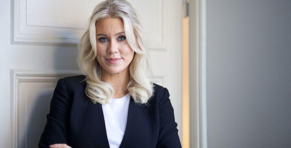 Isabella Löwengrips planer på ansiktsigenkänning granskas av Datainspektionen