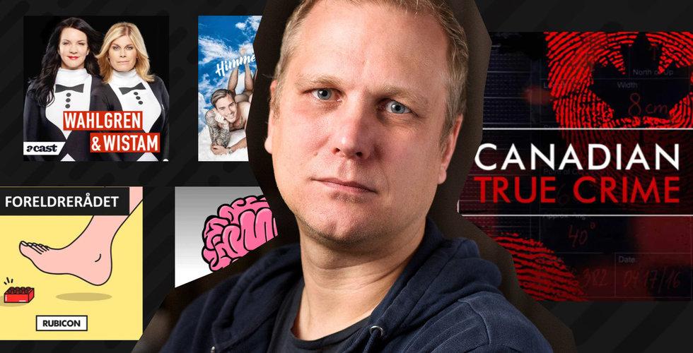 Stefan Lundell: Jag har fått tummen upp från min vd – nu ska Breakit köpa aktier i Acast