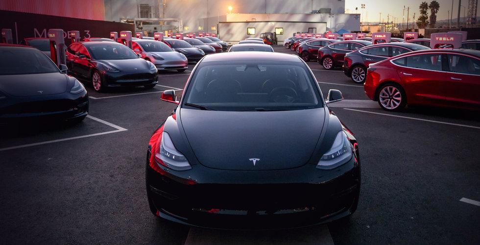 Toppchef lämnar Tesla