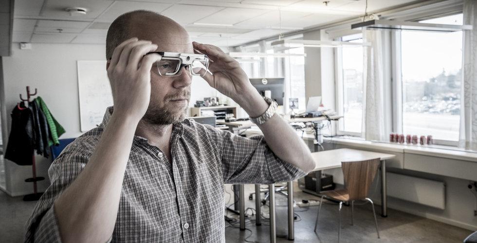 Tobii: Spelbolagens intresse för eyetracking växer