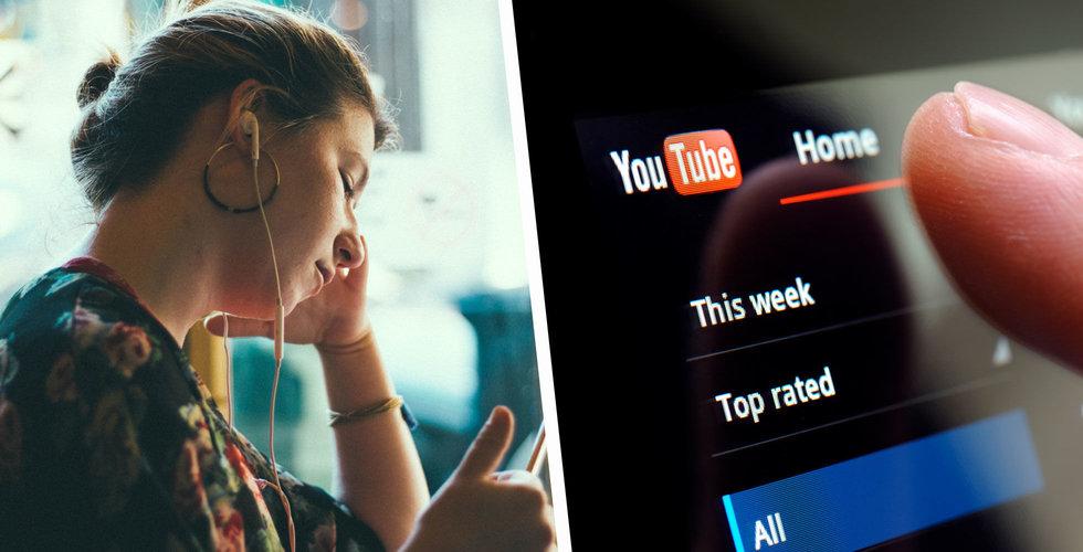 Youtube lanserar snart en Spotify-konkurrent – och den kommer till Sverige