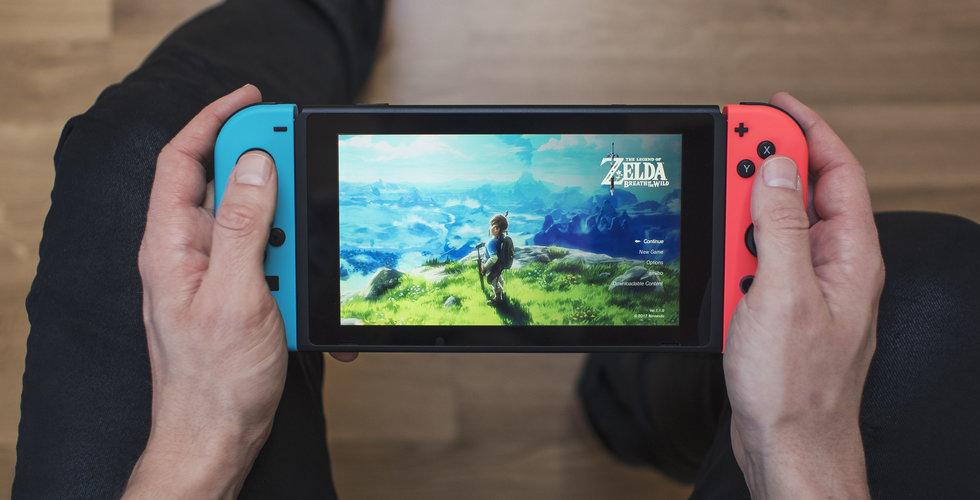 Netflix utvärderar möjligheten att lansera app till Nintendo Switch
