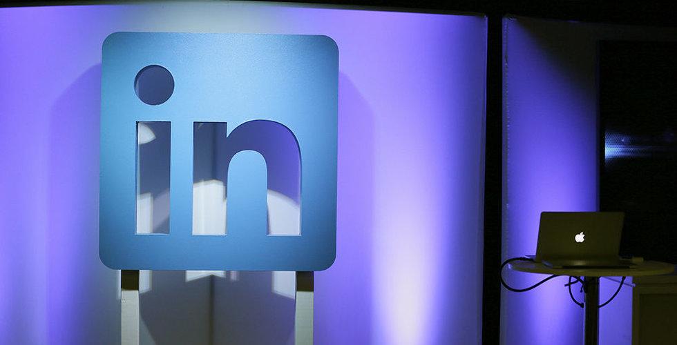 Linkedin anställer 800 personer i Dublin