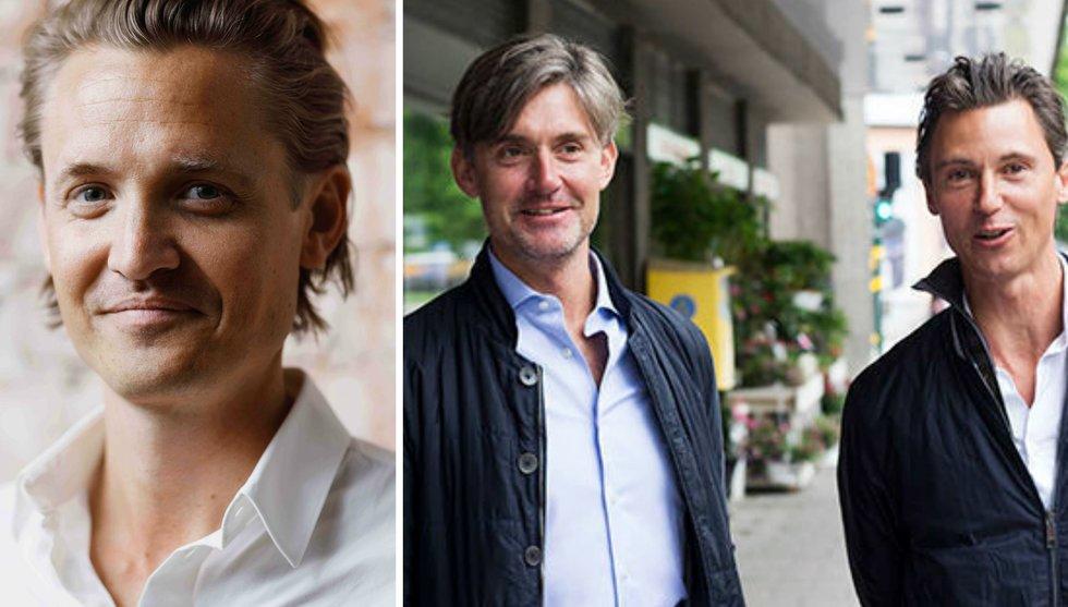 Breakit - Avito-grundarna köper in sig i Klarna - Adalberth säljer aktier