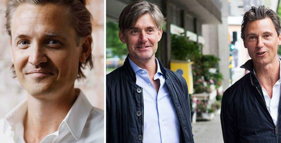 Avito-grundarna köper in sig i Klarna - Adalberth säljer aktier