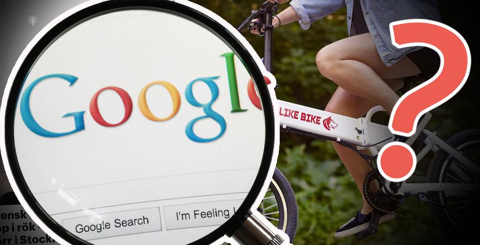 """Google raderade Breakits avslöjande: """"Det är helt absurt"""""""