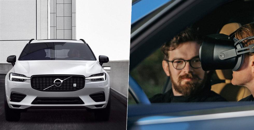 Volvo Cars teknikfond investerar i finska Varjo