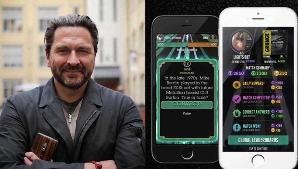 Musik-appen Nuday går i konkurs – Northzone bland investerarna